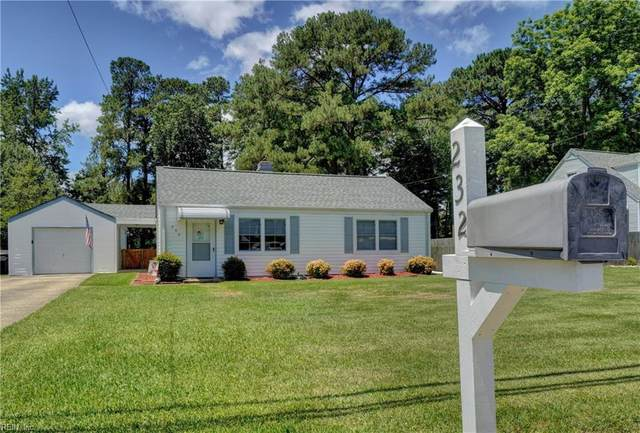 232 Cypress Rd, Portsmouth, VA 23701 (#10330273) :: Berkshire Hathaway HomeServices Towne Realty