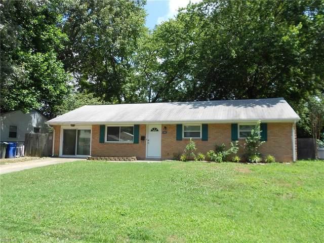 148 Grace Dr, Newport News, VA 23602 (#10330275) :: Rocket Real Estate
