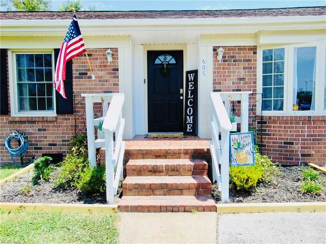 605 Chandler Harper Dr, Portsmouth, VA 23701 (#10330284) :: Berkshire Hathaway HomeServices Towne Realty
