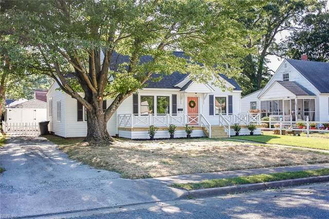 417 Hampton Roads Ave, Hampton, VA 23661 (#10330296) :: Berkshire Hathaway HomeServices Towne Realty