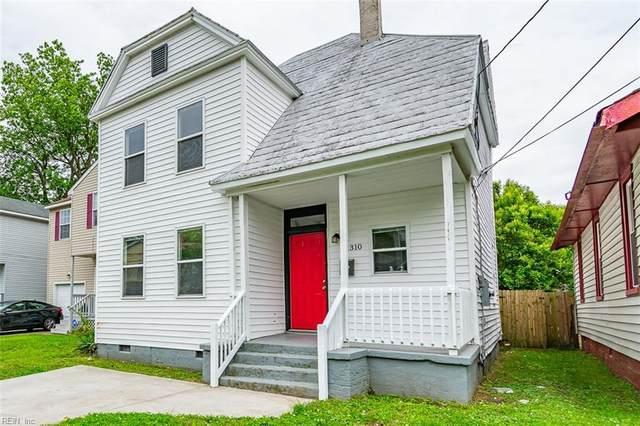 1310 18th St, Chesapeake, VA 23324 (#10330298) :: AMW Real Estate