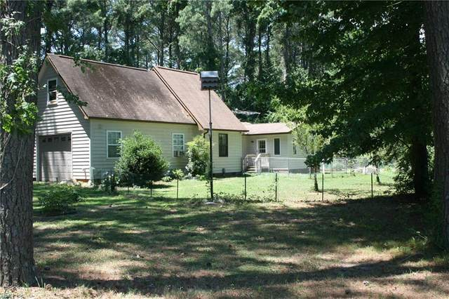 1737 Fitchetts Wharf Rd, Mathews County, VA 23119 (#10330343) :: Atkinson Realty