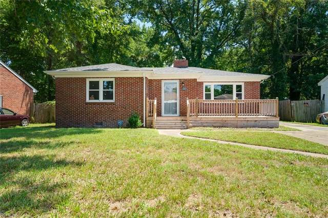 267 Hansen Ave, Portsmouth, VA 23701 (#10330358) :: Rocket Real Estate
