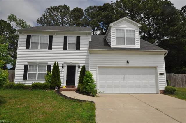 136 Kings Gate Dr, Portsmouth, VA 23701 (#10330363) :: Berkshire Hathaway HomeServices Towne Realty
