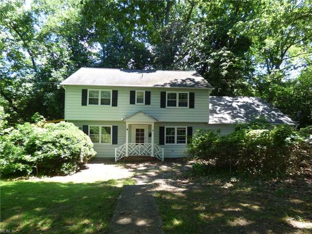 4 Hillcrest Dr, Newport News, VA 23606 (#10330396) :: Berkshire Hathaway HomeServices Towne Realty