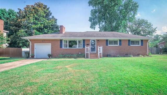 208 Florence Dr, Hampton, VA 23666 (#10330414) :: Berkshire Hathaway HomeServices Towne Realty