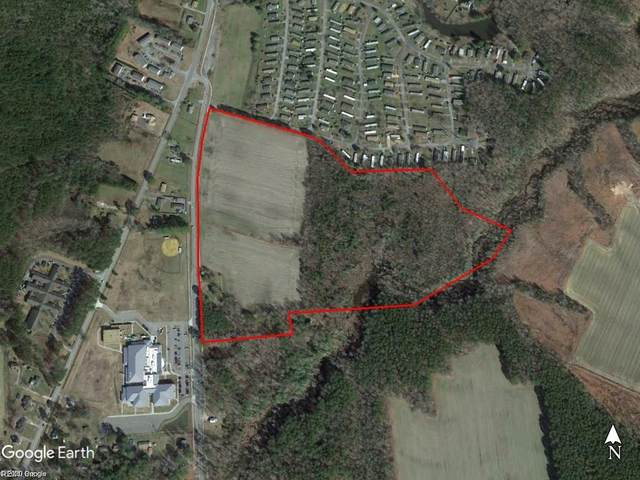 42 Ac N Court St, Isle of Wight County, VA 23487 (#10330425) :: Atlantic Sotheby's International Realty
