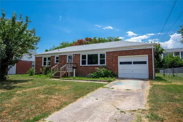 124 Findley Sq, Hampton, VA 23666 (#10330470) :: Berkshire Hathaway HomeServices Towne Realty