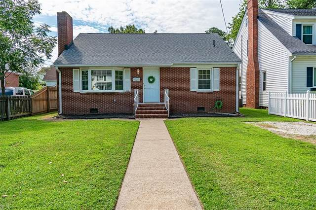 702 Blair Ave, Hampton, VA 23661 (#10330471) :: Rocket Real Estate