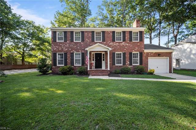 301 Falmouth Turng, Hampton, VA 23669 (#10330538) :: AMW Real Estate
