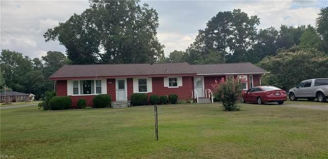 24335 Storys Station Rd, Southampton County, VA 23837 (#10330601) :: Rocket Real Estate