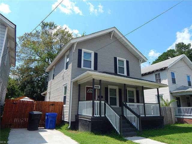 1004 Vermont Ave, Portsmouth, VA 23707 (#10330636) :: Rocket Real Estate