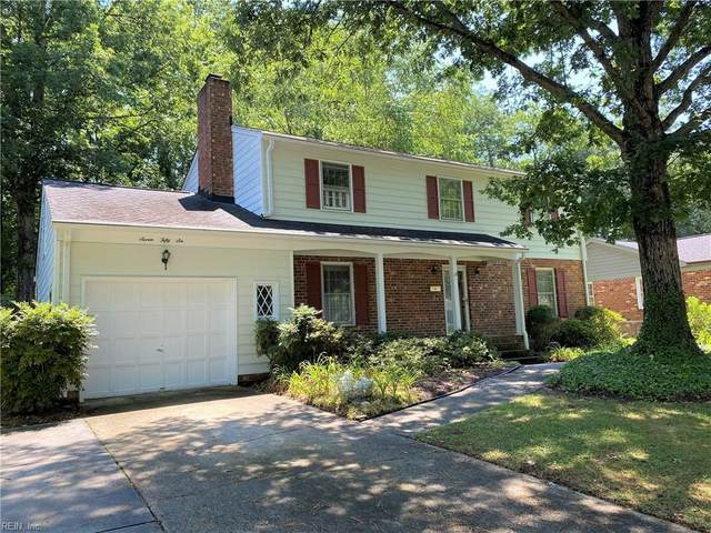 756 Village Green Pw, Newport News, VA 23602 (#10330669) :: AMW Real Estate