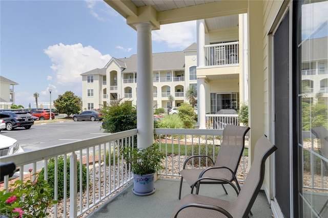 3236 Silver Sands Cir #102, Virginia Beach, VA 23451 (#10330700) :: The Kris Weaver Real Estate Team