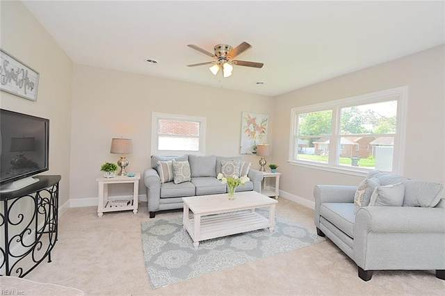 832 Ridgeway Ave, Hampton, VA 23661 (#10330709) :: Rocket Real Estate