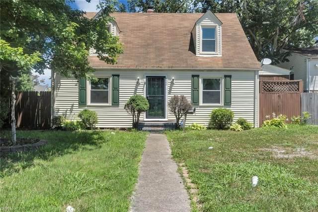 322 Little Creek Rd, Norfolk, VA 23505 (MLS #10330825) :: AtCoastal Realty