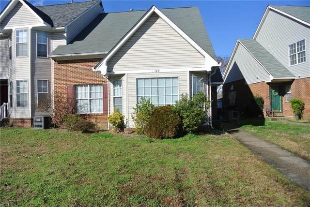 122 Westview Dr, Hampton, VA 23666 (#10330832) :: Gold Team VA
