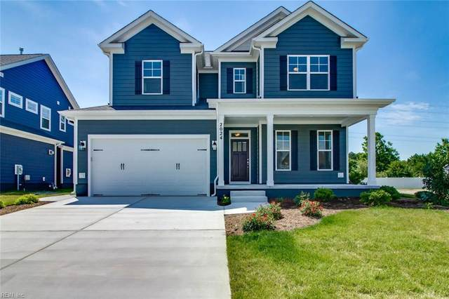 MM Hickory Landing - Dawson, Chesapeake, VA 23322 (MLS #10330883) :: Howard Hanna Real Estate Services