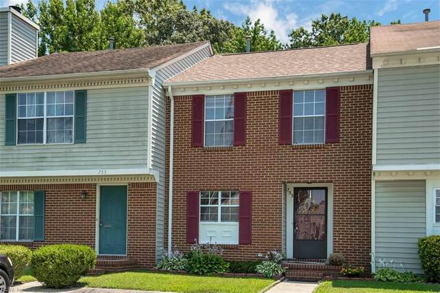 753 Huntly Dr, Chesapeake, VA 23320 (#10330897) :: Rocket Real Estate