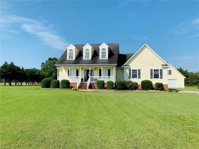 21262 Buckhorn Quarter Rd, Southampton County, VA 23837 (#10330933) :: Rocket Real Estate
