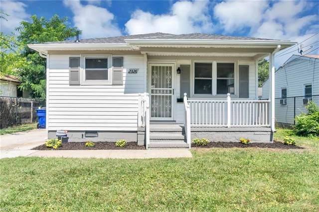 2326 Mckann Ave, Norfolk, VA 23509 (#10330951) :: AMW Real Estate