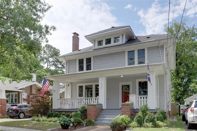 1521 Ashland Ave, Norfolk, VA 23509 (#10330962) :: Atlantic Sotheby's International Realty