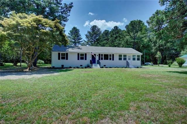 11172 Buckley Hall Rd, Mathews County, VA 23109 (MLS #10330989) :: AtCoastal Realty