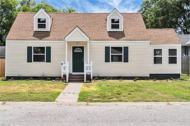 200 Jacquelyn Dr, Portsmouth, VA 23701 (#10330996) :: Rocket Real Estate