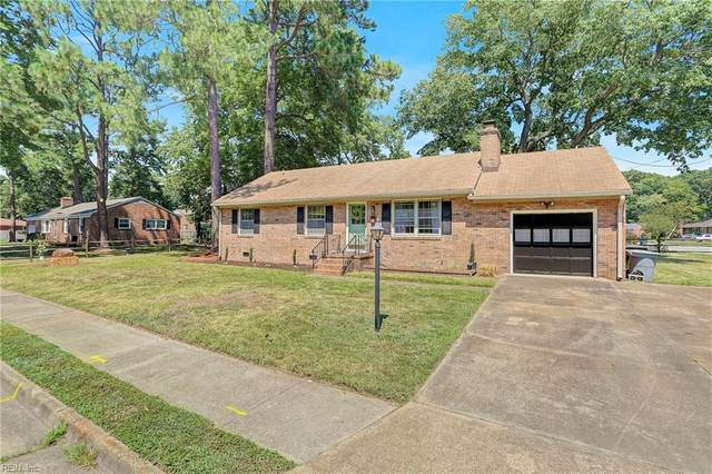 602 Carlton Dr, Hampton, VA 23666 (#10331024) :: Atlantic Sotheby's International Realty