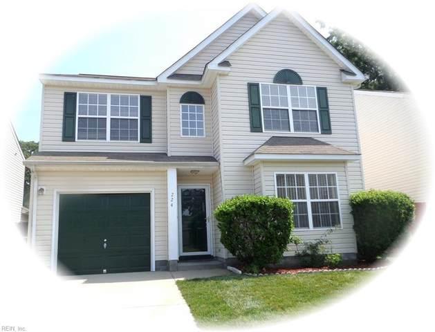 224 Bradmere Loop, Newport News, VA 23608 (#10331060) :: AMW Real Estate