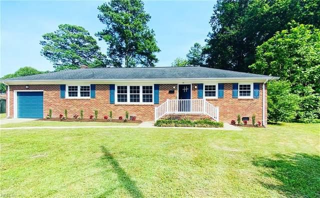 47 Carolyn Dr, Newport News, VA 23606 (#10331110) :: Berkshire Hathaway HomeServices Towne Realty