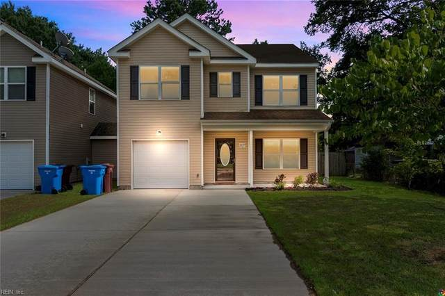 2127 Broadmoor Ave, Chesapeake, VA 23323 (#10331118) :: Atlantic Sotheby's International Realty