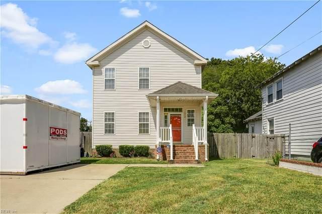 1012 Vermont Ave, Portsmouth, VA 23707 (#10331133) :: Rocket Real Estate