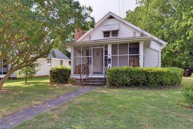 3614 Matoaka Rd, Hampton, VA 23661 (#10331171) :: Rocket Real Estate