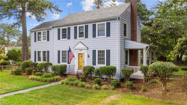530 Nansemond Cres, Portsmouth, VA 23707 (#10331232) :: Rocket Real Estate