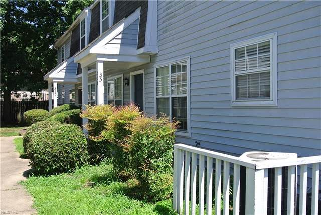 358 Thorncliff Dr, Newport News, VA 23608 (#10331320) :: Abbitt Realty Co.