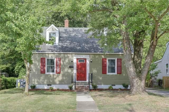 212 Brightwood Ave, Hampton, VA 23661 (#10331337) :: Rocket Real Estate