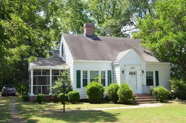 1417 Clay St, Franklin, VA 23851 (#10331348) :: Rocket Real Estate