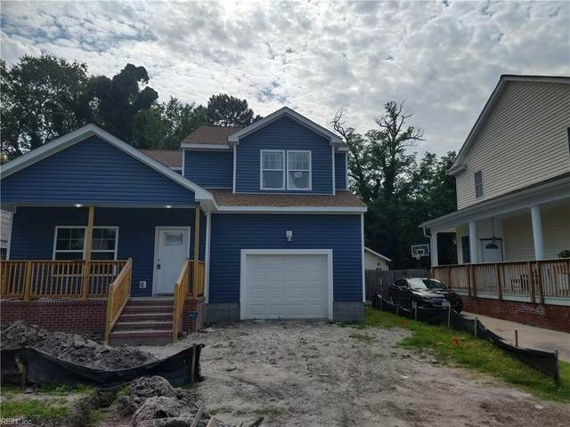 1914 Des Moines Ave, Portsmouth, VA 23704 (#10331355) :: Upscale Avenues Realty Group