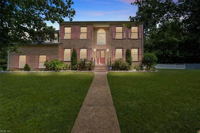 210 Tallyho Dr, York County, VA 23693 (#10331360) :: Rocket Real Estate
