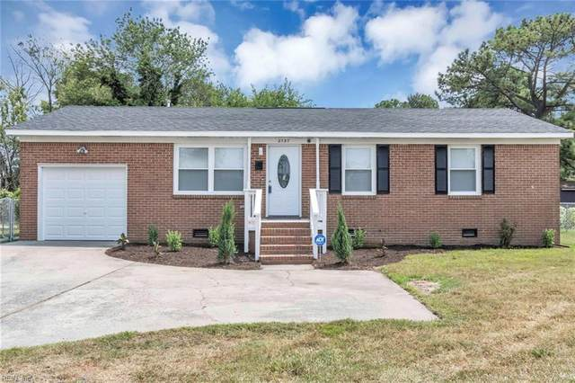 2737 High St, Portsmouth, VA 23707 (#10331364) :: Rocket Real Estate