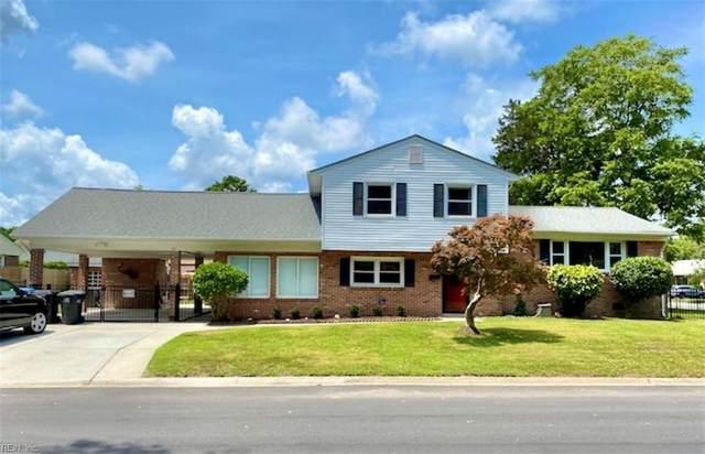 825 Ray Pl, Virginia Beach, VA 23454 (#10331367) :: The Kris Weaver Real Estate Team