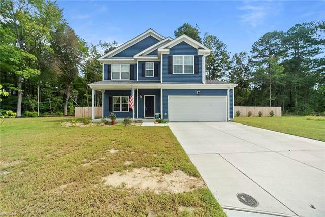 1609 Freeman Ave, Chesapeake, VA 23324 (#10331435) :: Momentum Real Estate