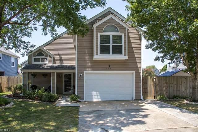 2029 Chicory St, Virginia Beach, VA 23453 (#10331455) :: Berkshire Hathaway HomeServices Towne Realty