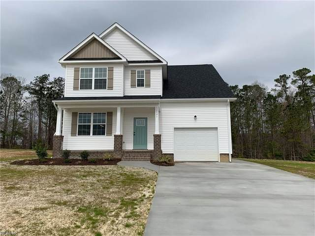 Lot 23 Sandy Creek (24) Dr, Southampton County, VA 23851 (#10331465) :: Seaside Realty