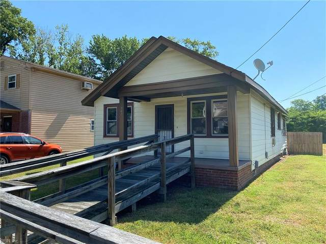 482 England Ave, Hampton, VA 23669 (#10331466) :: Rocket Real Estate