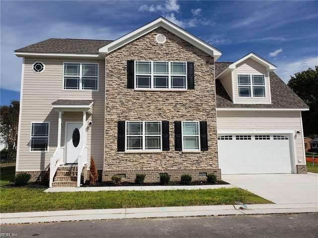 22 Curtis Dr, Newport News, VA 23603 (#10331495) :: The Kris Weaver Real Estate Team
