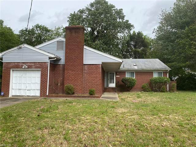 1324 W Queen St, Hampton, VA 23669 (MLS #10331512) :: AtCoastal Realty