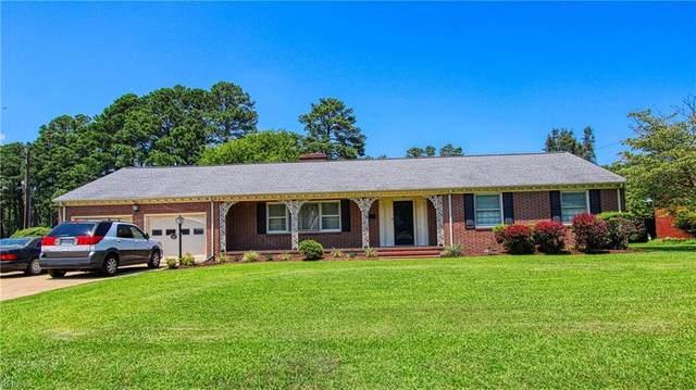 107 Stonehurst Rd, Hampton, VA 23669 (#10331562) :: AMW Real Estate