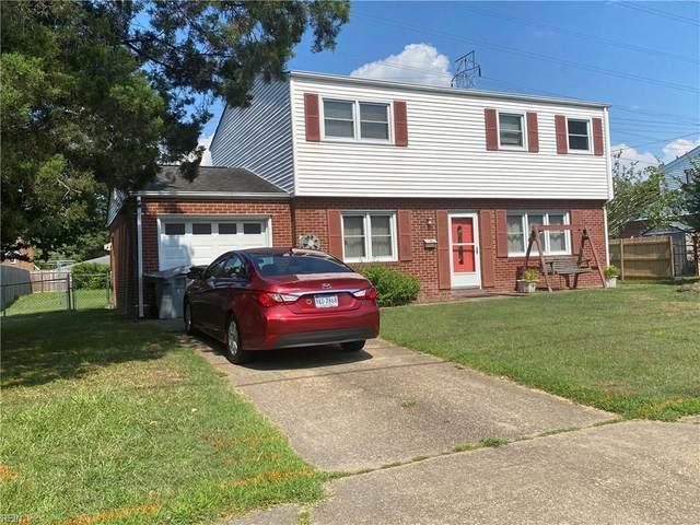 4 Cordova Dr, Hampton, VA 23666 (#10331578) :: Rocket Real Estate